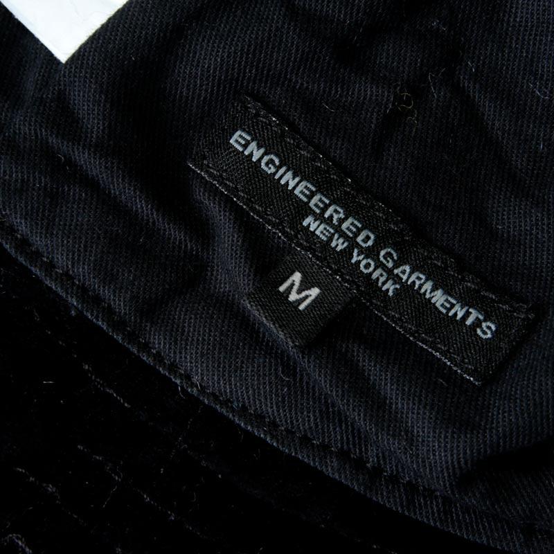 ENGINEERED GARMENTS(エンジニアードガーメンツ) Dome Hat - Cotton Velveteen