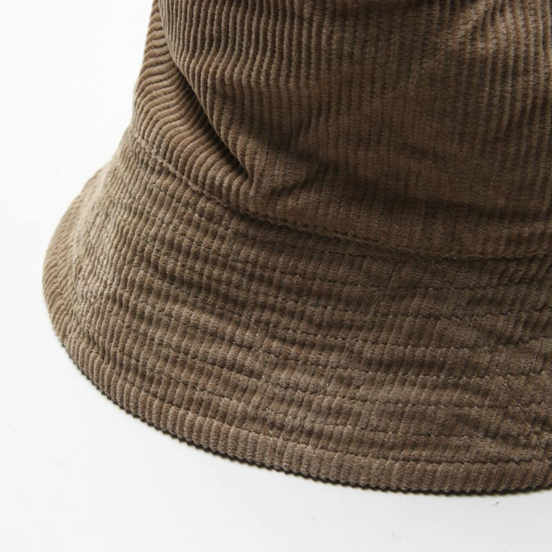 ENGINEERED GARMENTS(エンジニアードガーメンツ) Bucket Hat - 8W Cord