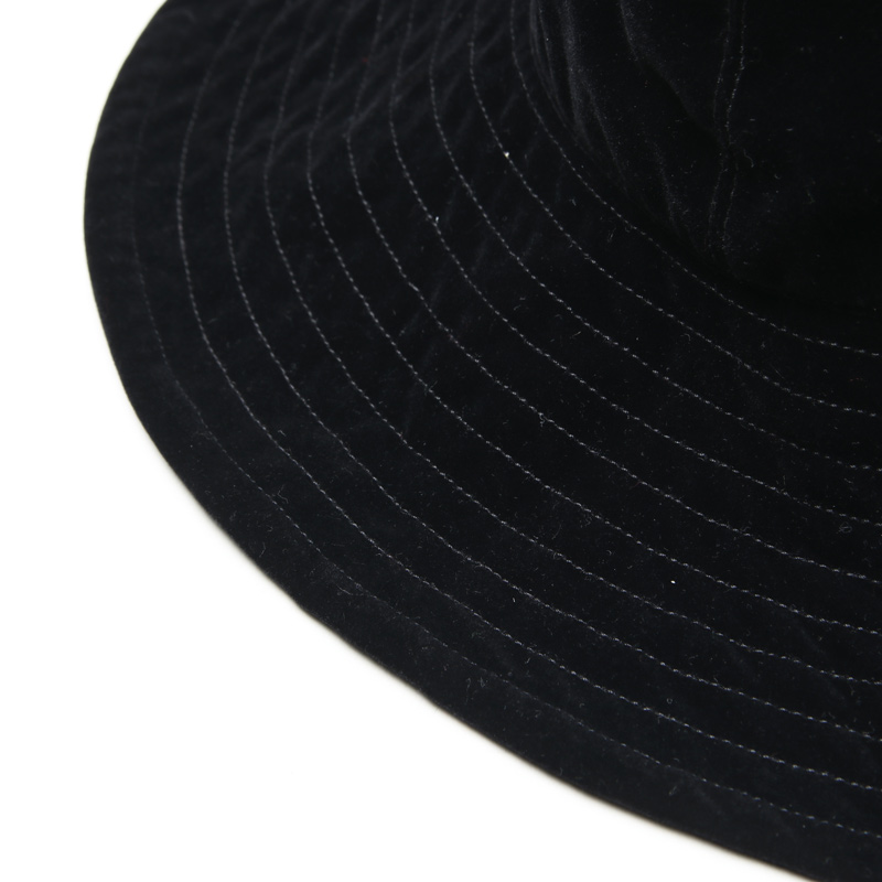 ENGINEERED GARMENTS(エンジニアードガーメンツ) Dome Hat - Flocked Velveteen