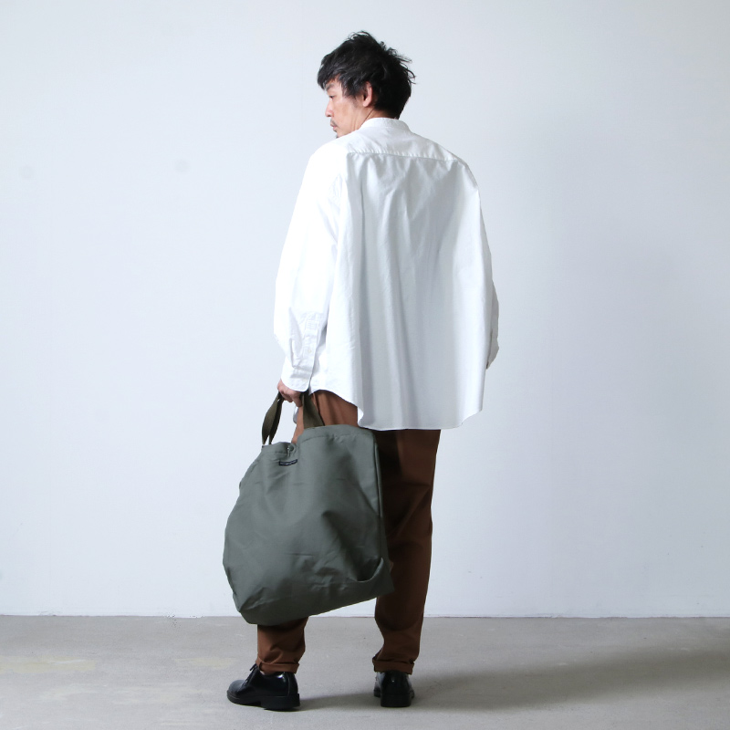 ENGINEERED GARMENTS(エンジニアードガーメンツ) Carry All Tote  - Double Cloth