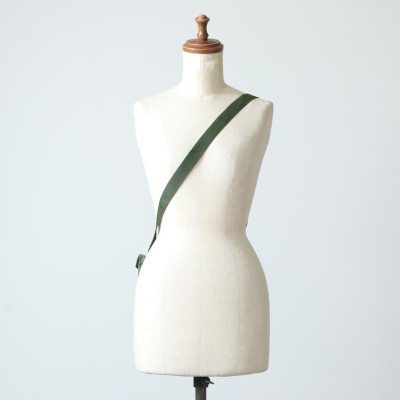 ENGINEERED GARMENTS(エンジニアードガーメンツ) Shoulder Pouch -Cotton Ripstop