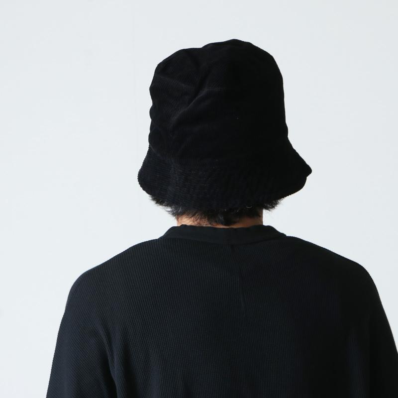 ENGINEERED GARMENTS(エンジニアードガーメンツ) Bucket Hat -Cotton 8W Corduroy