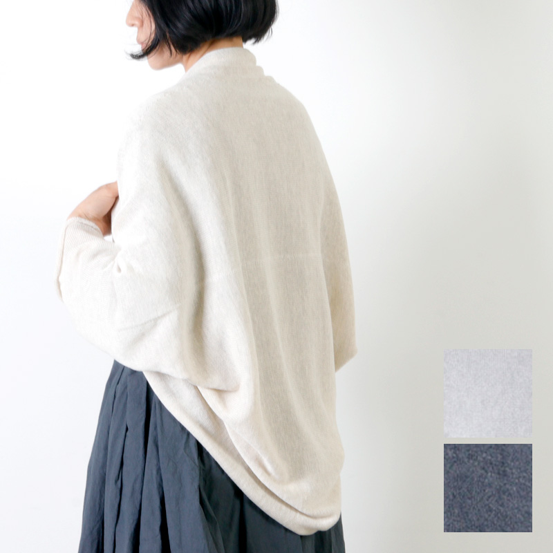 evameva (エヴァムエヴァ) Dry cotton bolero / ドライコットン ボレロ