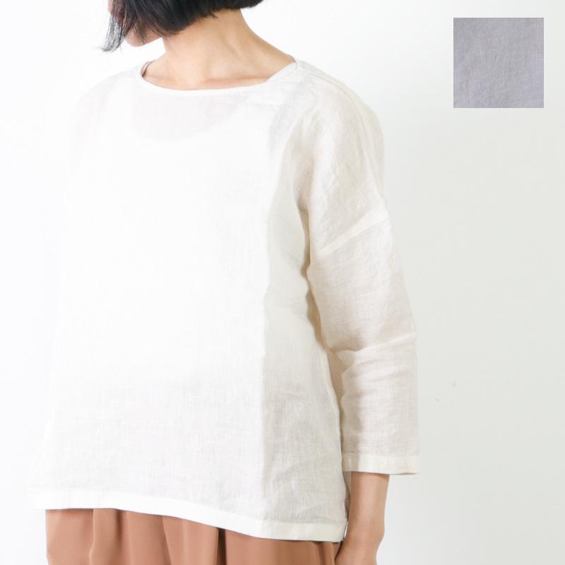evameva (エヴァムエヴァ) Square pullover / スクエア プルオーバー