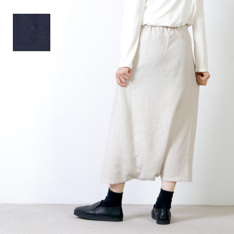 evameva (エヴァムエヴァ) Sarrouel wrap pants / サルエルラップパンツ