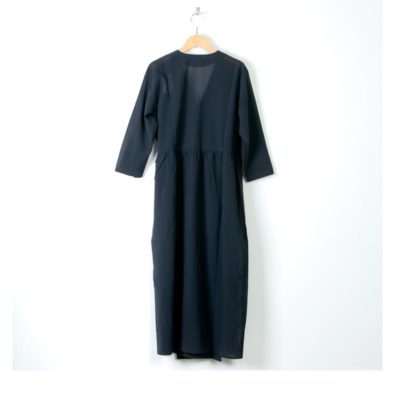 evameva(エヴァムエヴァ) Cashe coeur gather robe