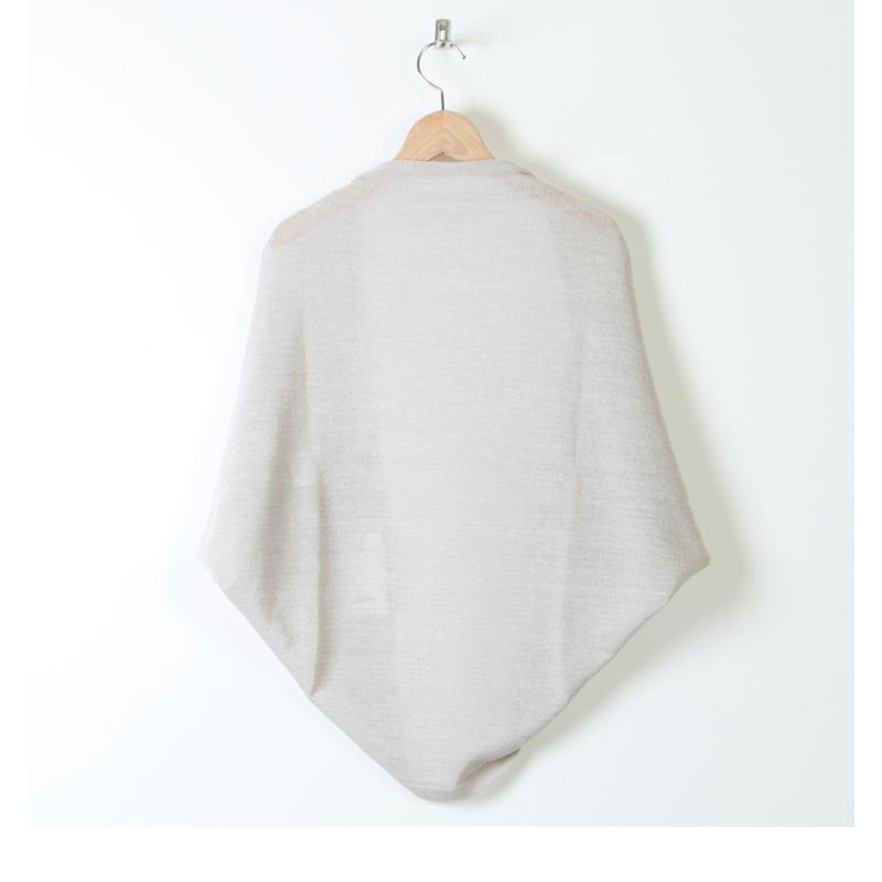 evameva(エヴァムエヴァ) dry silk bolero