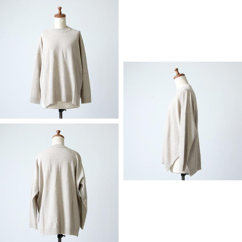 evameva(エヴァムエヴァ) wool PO