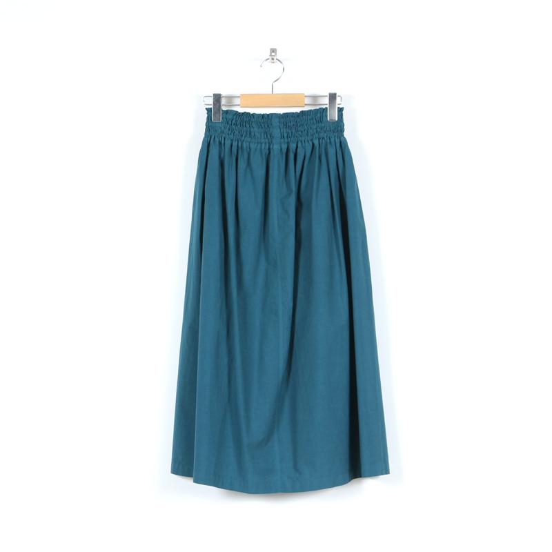 FACTORY(ファクトリー) ペルー綿ギャザースカート