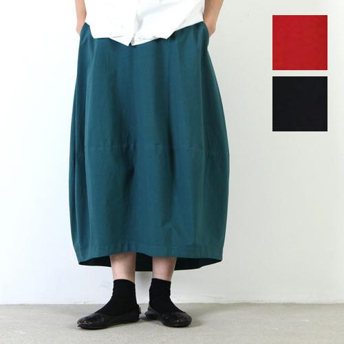 FACTORY (ファクトリー) ペルー綿バルーンスカート