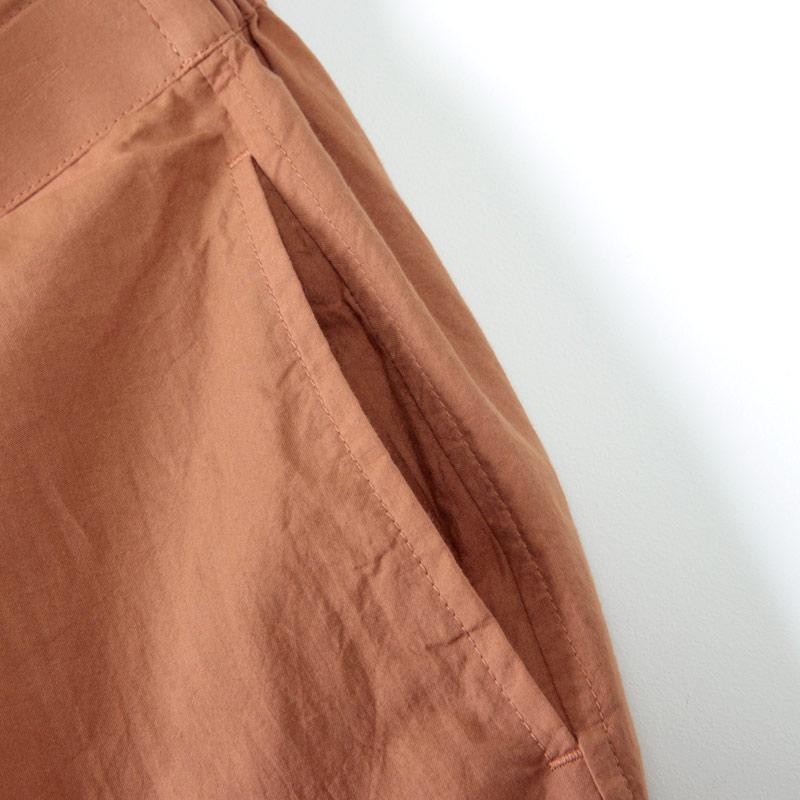FACTORY(ファクトリー) ペルー綿ハカマバルーンパンツ