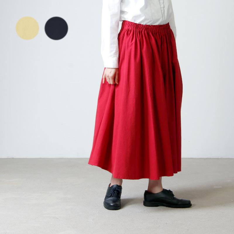 FACTORY (ファクトリー) ペルー綿サーキュラースカート