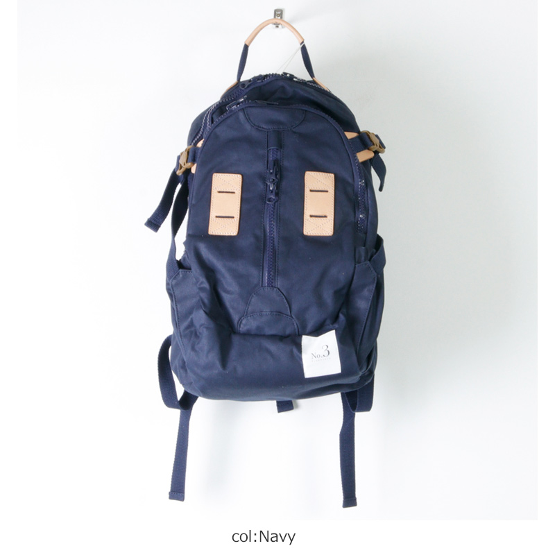 Ficouture(フィクチュール) CANVAS TRAVEL BACK PACK