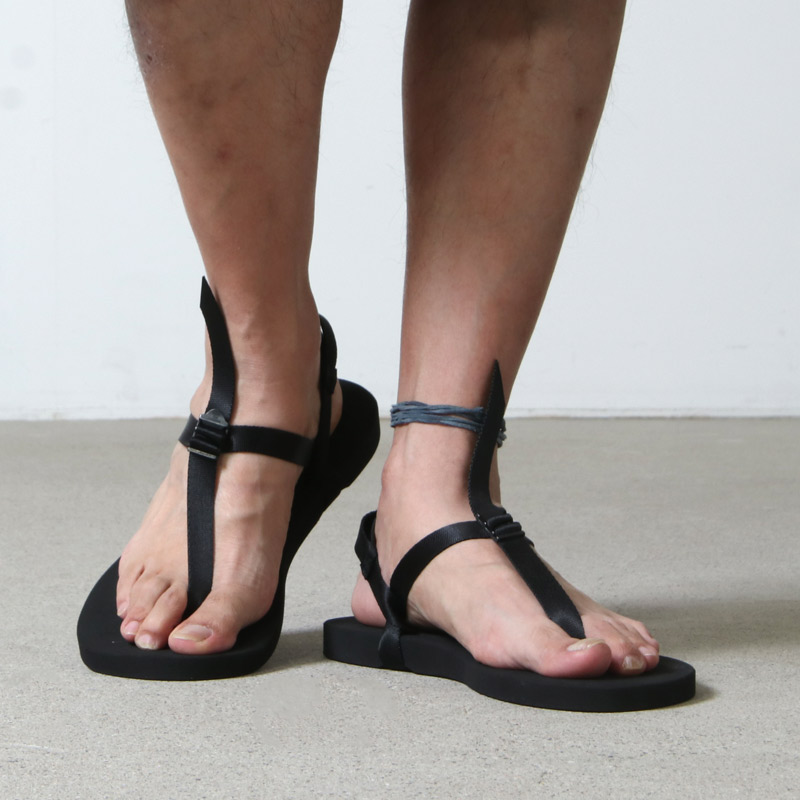 foot the coacher(フットザコーチャー) BAREFOOT SANDALS THICK SOLE