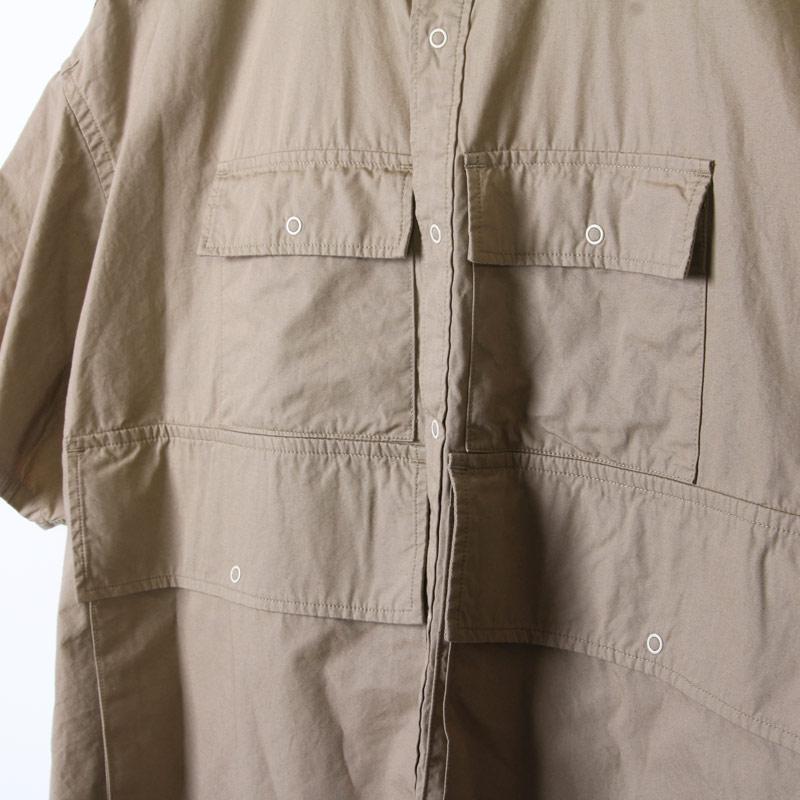 Fresh Service(フレッシュサービス) Five Pocket Shirt