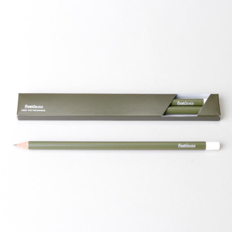 Fresh Service(フレッシュサービス) 3P Pencils in box