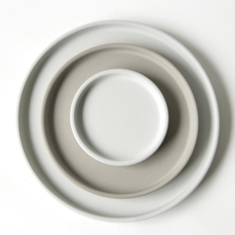 Fresh Service(フレッシュサービス) SUEKI CERAMICS × FreshService STACKING PLATE L