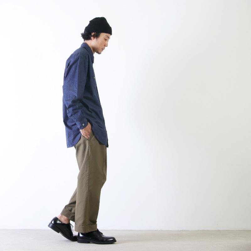 FUJITO(フジト) B/S Work Shirt