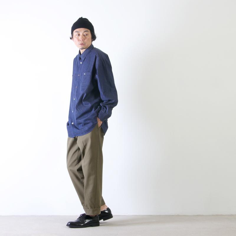 FUJITO(フジト) Wide Slacks