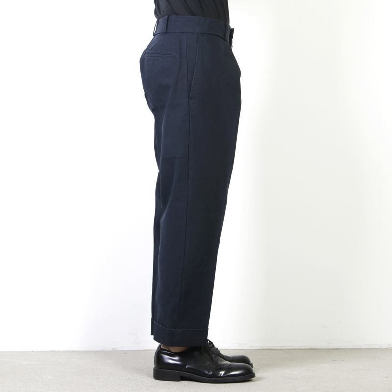 FUJITO(フジト) Wide Slacks