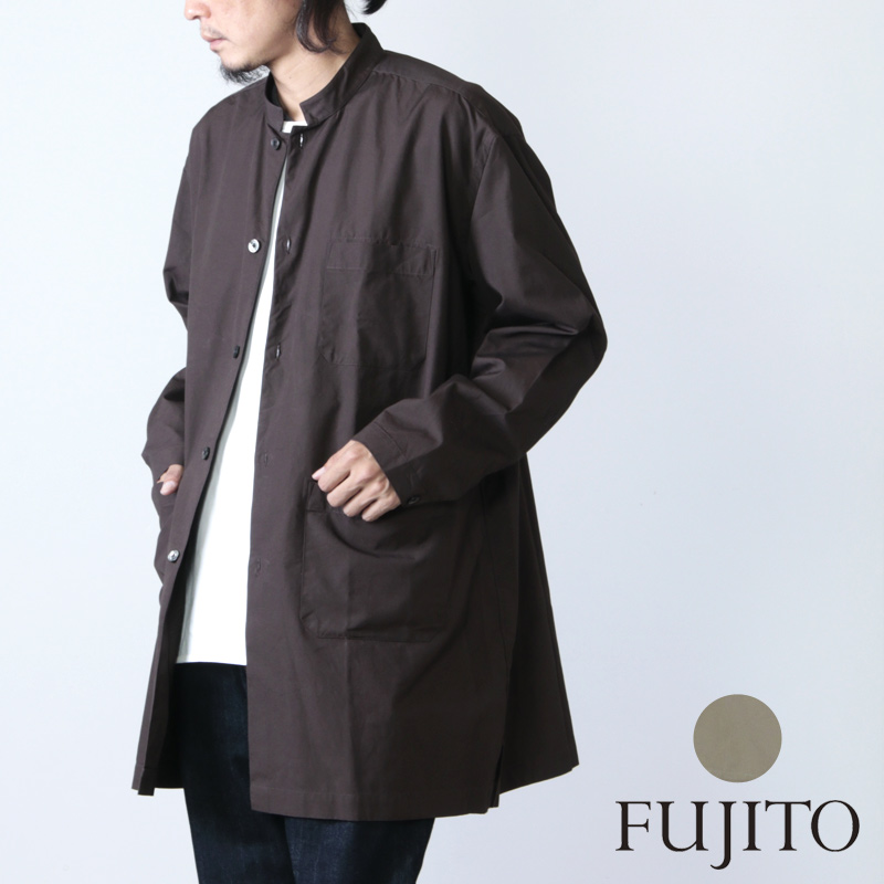 FUJITO (フジト) Shirt Coat / シャツコート