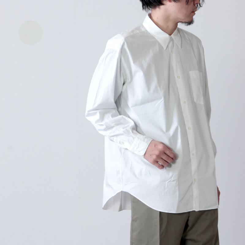 FUJITO (フジト) B/S Shirt / ビッグシルエットシャツ