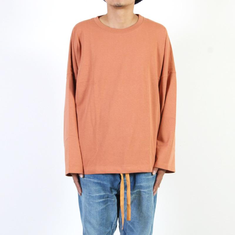 FUKAMI(フカミ) DOLMAN BIG LONG TEE
