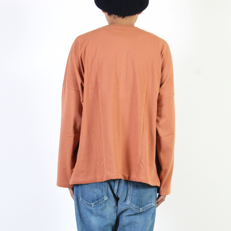 FUKAMI(フカミ) DOLMAN BIG LONG TEE