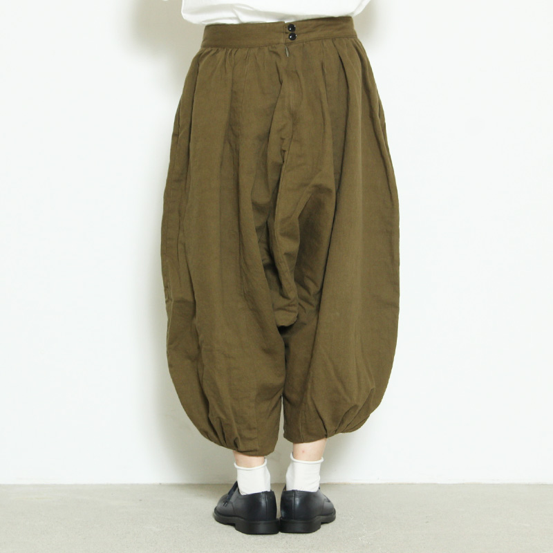 GARMENT REPRODUCTION OF WORKERS(ガーメントリプロダクションオブワーカーズ) DOLA SARROUEL PANTS