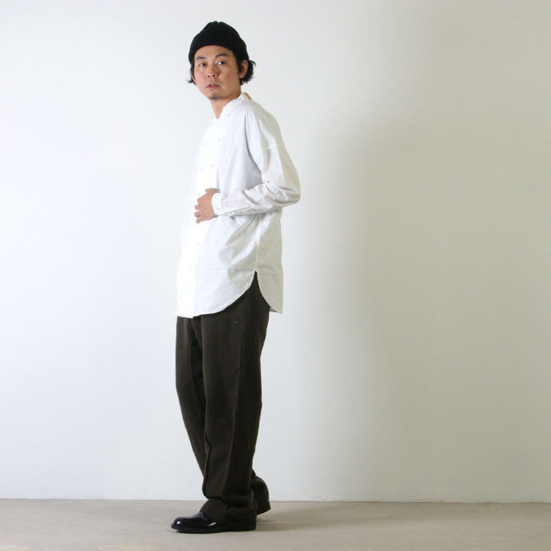 GARMENT REPRODUCTION OF WORKERS(ガーメントリプロダクションオブワーカーズ) WORKERS DOUBLE SHIRT