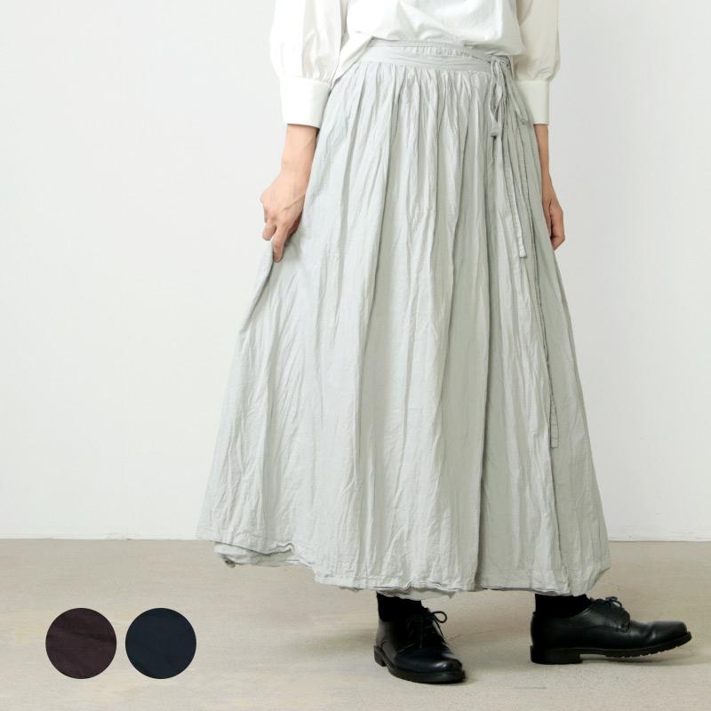 Gauze (ガーゼ) カディコットンギャザースカート