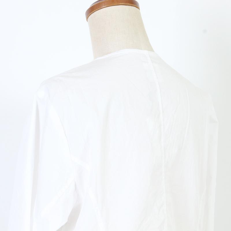 Gauze(ガーゼ) タイプライタークロスコックシャツ