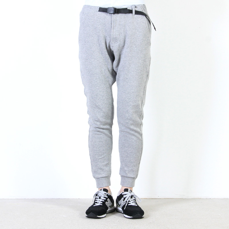 GRAMICCI(グラミチ) SWEAT NARROW RIB PANTS