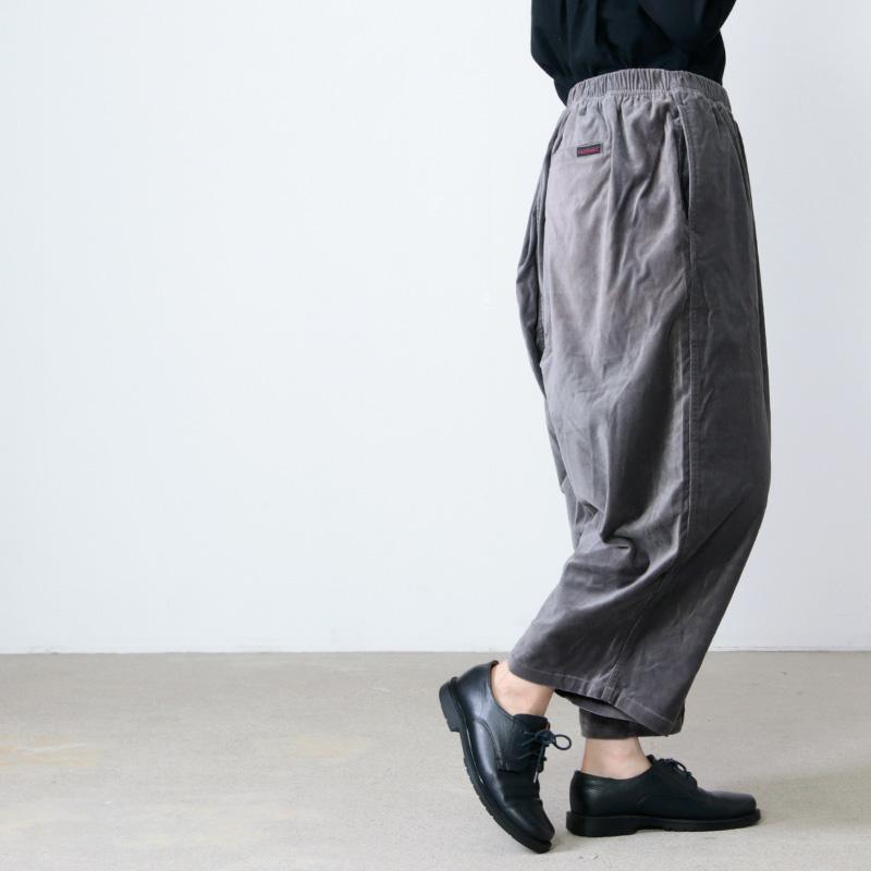 GRAMICCI(グラミチ) MOLESKIN BALLOON PANTS