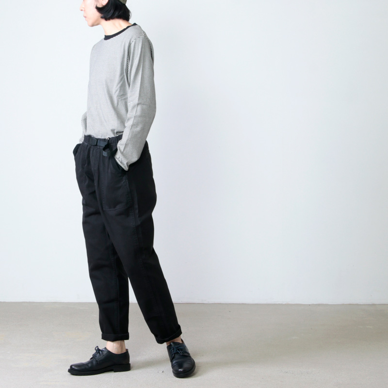 GRAMICCI(グラミチ) W's LOOSE TAPERED PANTS