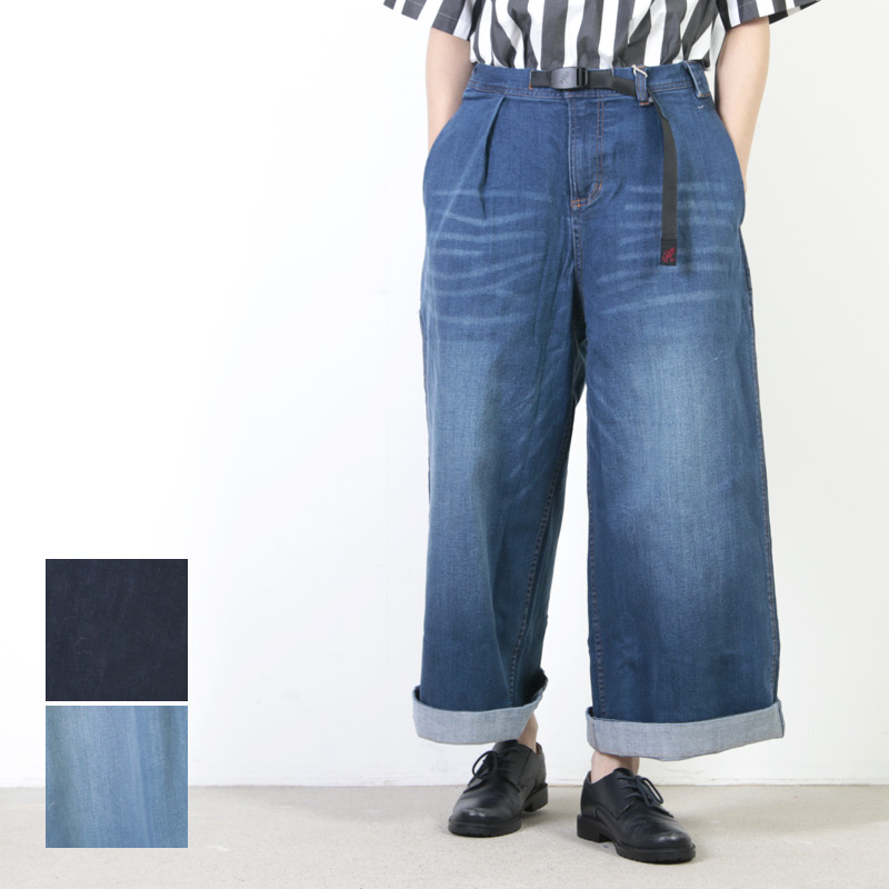 GRAMICCI (グラミチ) DENIM BAGGY PANTS