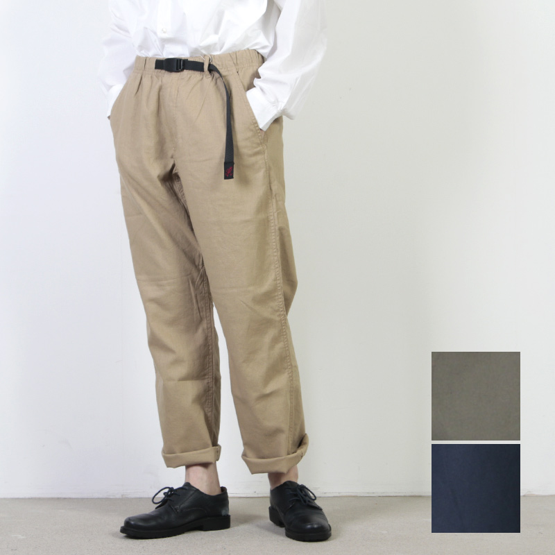 GRAMICCI (グラミチ) W'S LINEN COTTON LAX PANTS