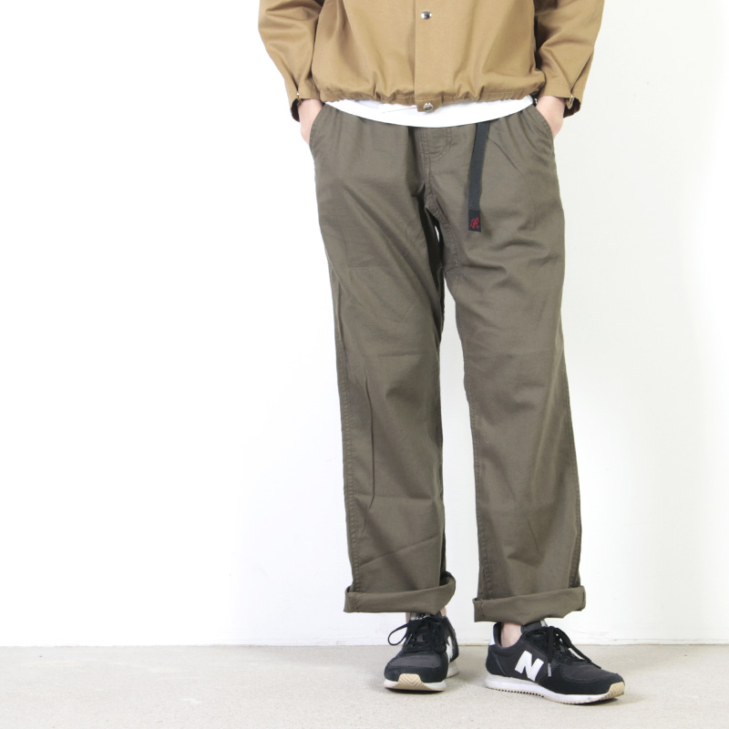GRAMICCI(グラミチ) W'S LINEN COTTON LAX PANTS