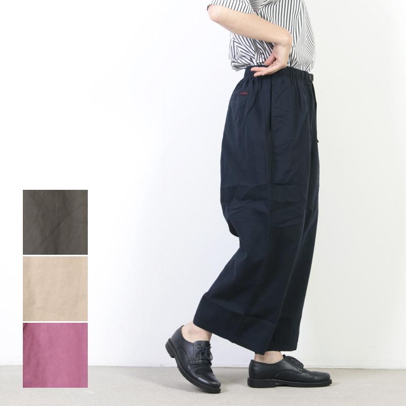 GRAMICCI (グラミチ) LINEN COTTON BALLOON PANTS