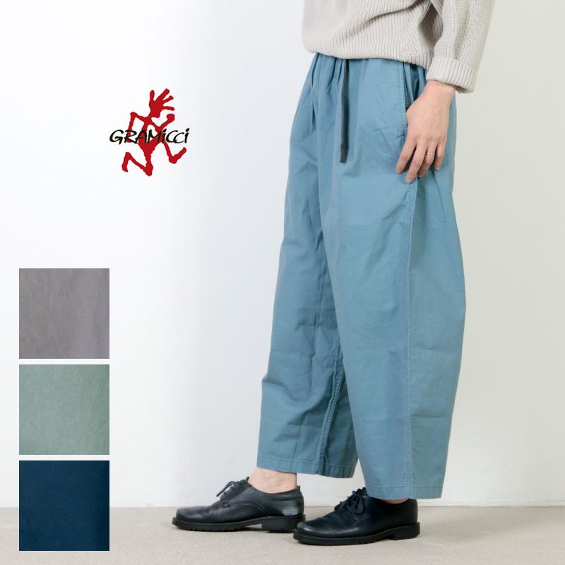 GRAMICCI (グラミチ) BASKET BALLOON PANTS / バスケット バルーン パンツ