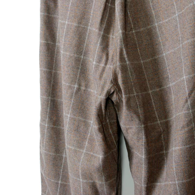 GRAMICCI(グラミチ) WOOL BLEND BALLOON PANTS