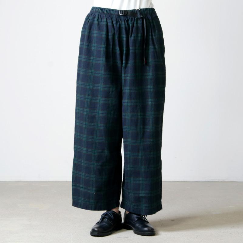 GRAMICCI(グラミチ) LINEN COTTON BALLOON PANTS