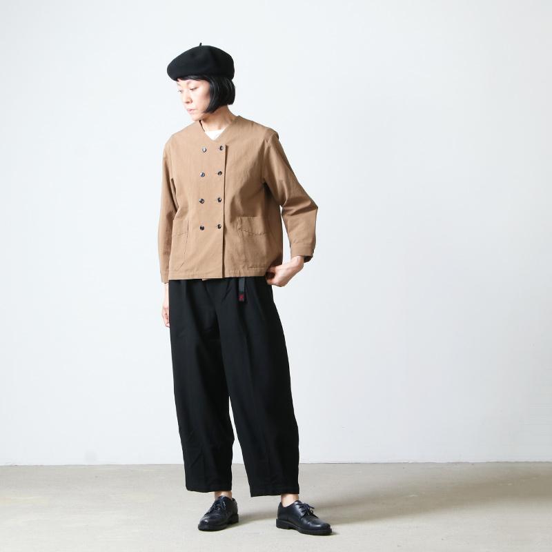 GRAMICCI(グラミチ) WOOL BLEND SOFT BALLOON PANTS