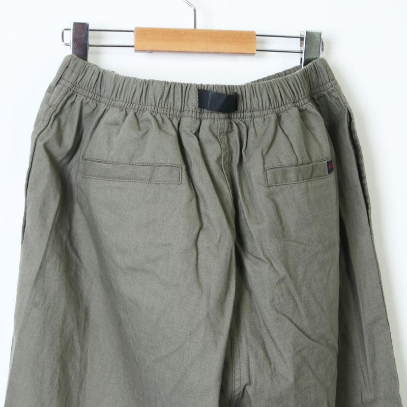 GRAMICCI(グラミチ) LINEN BALLOON PANTS