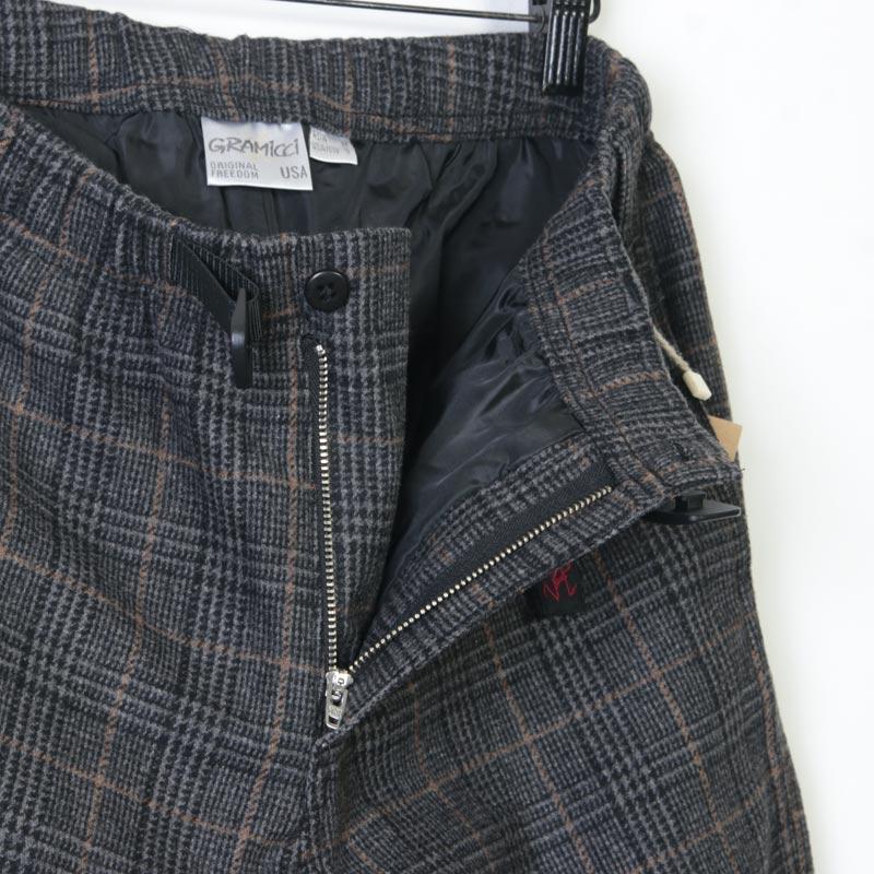 GRAMICCI(グラミチ) WOOL BLEND NN-PANTS JUST CUT