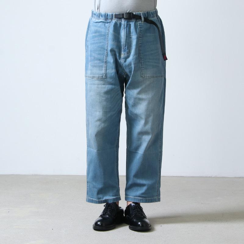 GRAMICCI(グラミチ) DENIM LOOSE TAPERED PANTS