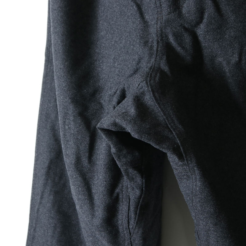 GRAMICCI(グラミチ) WOOL BLEND TUCK TAPERED PANTS