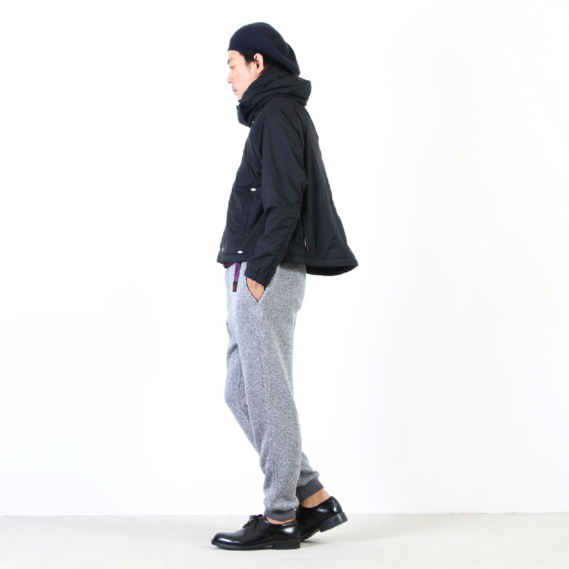 GRAMICCI(グラミチ) FLEECE NARROW RIB PANTS