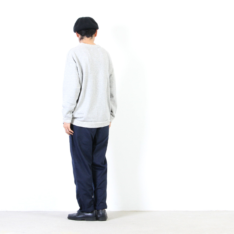 GRAMICCI(グラミチ) WOOL LOOSE TAPERED PANTS