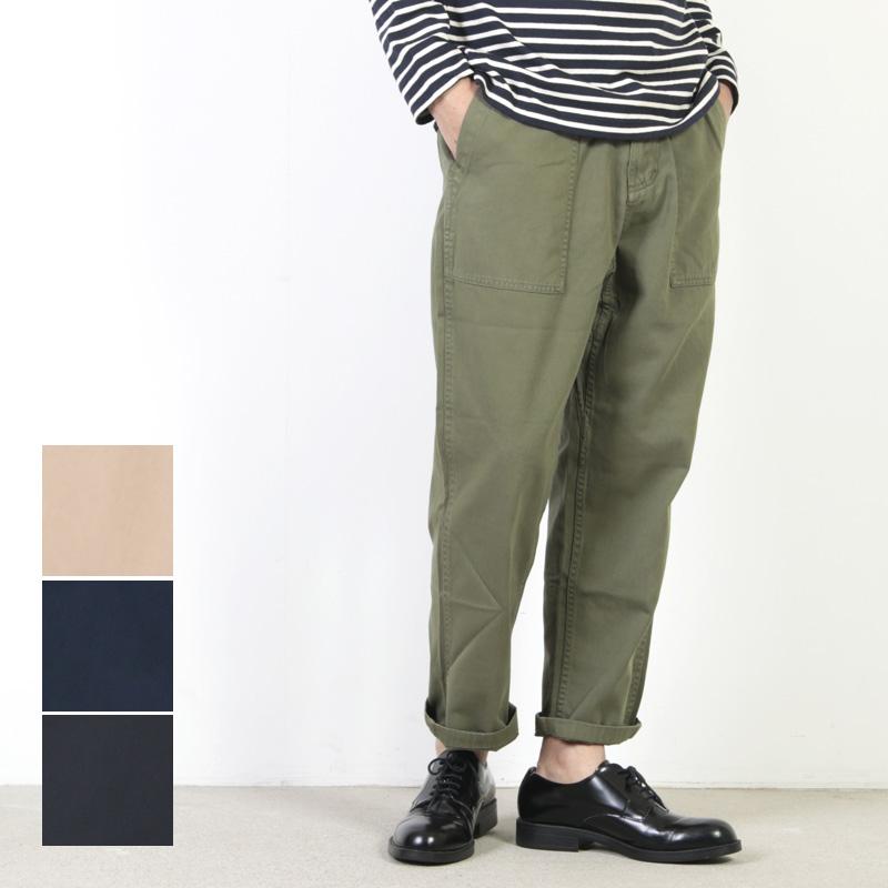 GRAMICCI (グラミチ) LOOSE TAPERED PANTS / ルーズテーパードパンツ